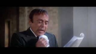 Charles Dreyfus makes Clouseau's funeral speech.