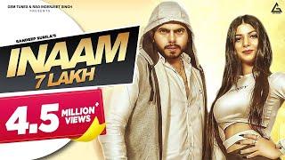 Inaam 7 Lakh Sandeep Surila Free MP3 Song Download 320 Kbps