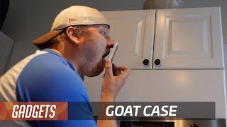 Doug sticks an anti-gravity phone case to stuff | 12 Days of Doug #1