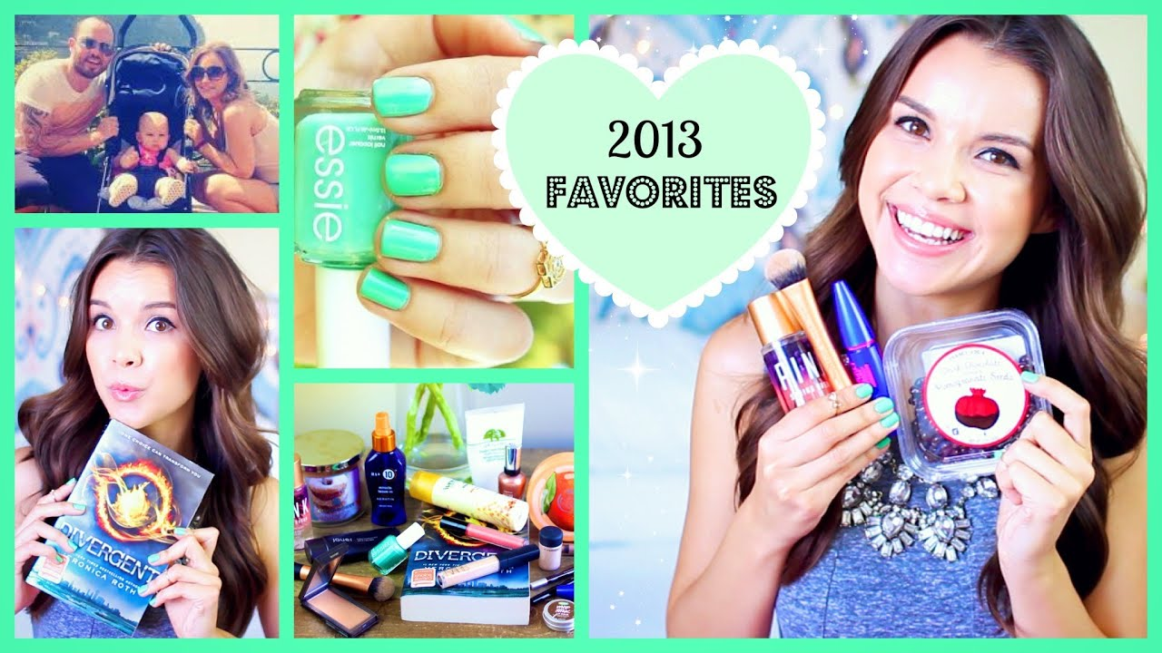 My 2013 Favorites! ♥ Beauty, Fashion, TV, Music and More!