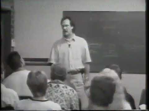 Prophet Kobus: Bible School Hearing The Voice Of God Part 2 9 Okt 01 3