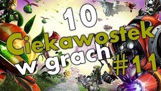 10 ciekawostek w grach #11