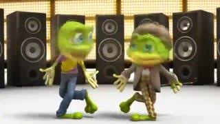 Сумасшедших Лягушек - Crazy Frogs