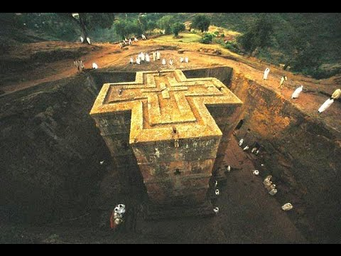 News about Ethiopia & Ethiopians : Ethiopia the land of Rock-hewn Christian Churches of Lalibella