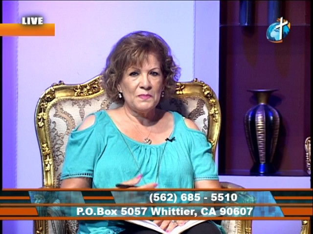 Under the Cloud of Glory with Aida Arevalo 06-28-2017