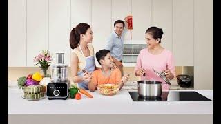 Bếp 365 - Hướng dẫn sử dụng Bếp từ Giovani G - 270 TC nhập khẩu chính hãng