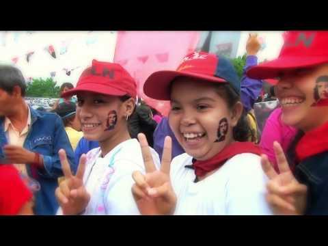 Fsln - La Cumbia De Nicaragua