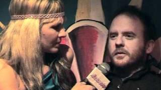 LOVE TV Love Byte 12 Adam Zwar interviewed by Rebecca McIntsoh (aka Aphrodite)