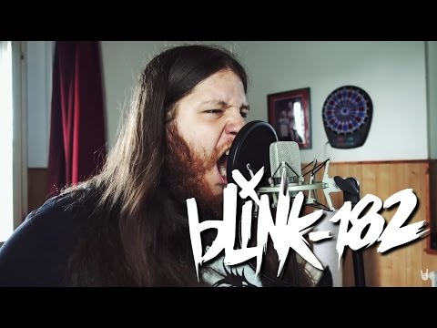 Adam's Song - Blink 182 (Cover By Danny Metal)