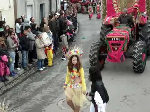 Carnaval Monte do trigo 2011