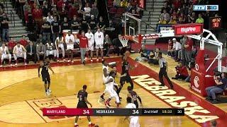 Maryland at Nebraska - Men