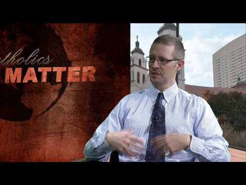 Catholics Matter Episode 111 - Steve Green - Confirmation