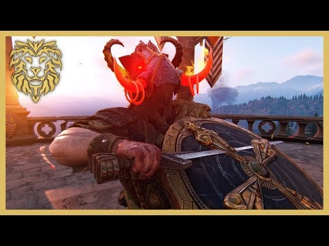 [For Honor] WARLORD IS A BEAST! - Warlord Gameplay