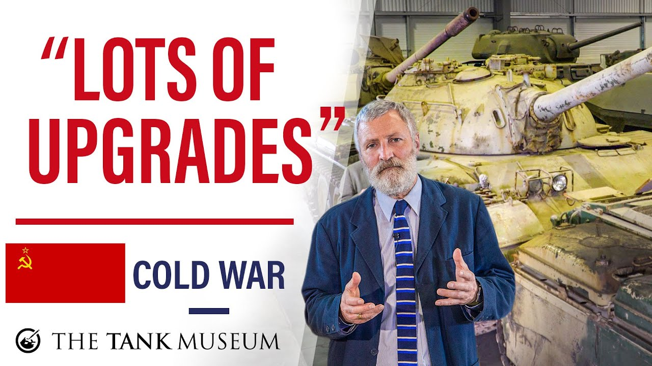 Download Tank Chats #104 | T-54 & T-55 | The Tank Museum