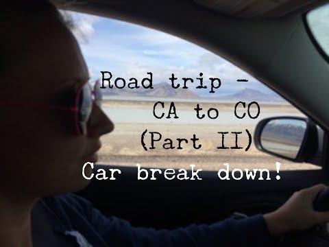 ROADTRIP - CALIFORNIA TO COLORADO (part 2) - USA TRAVEL VLOG - The Adventures of Pip & Tobes