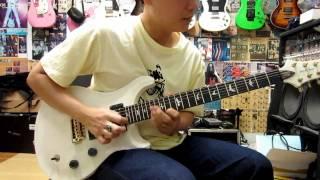 ปั่นกีตาร์ แจม อิมโพรไวส์ ในสเกลบีไมเนอร์ Shred Guitar - B Minor Jam In The Style Of Chatreeo