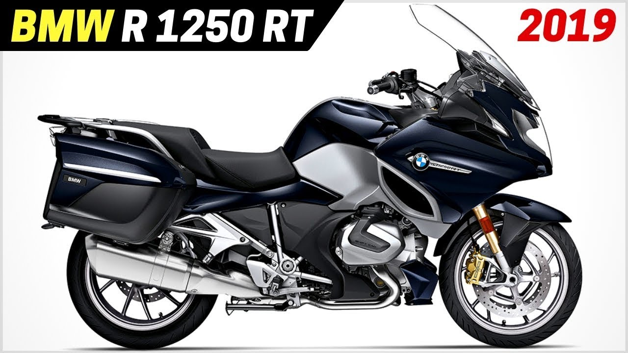 New 2019 Bmw R 1250 Rt Updated Features And New Color Options