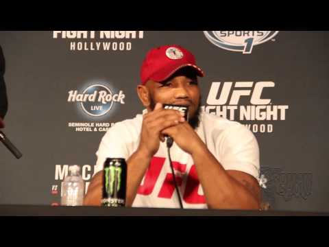 Yoel Romero Addresses Comment Made On Gay Marriage During Post Fight Interview