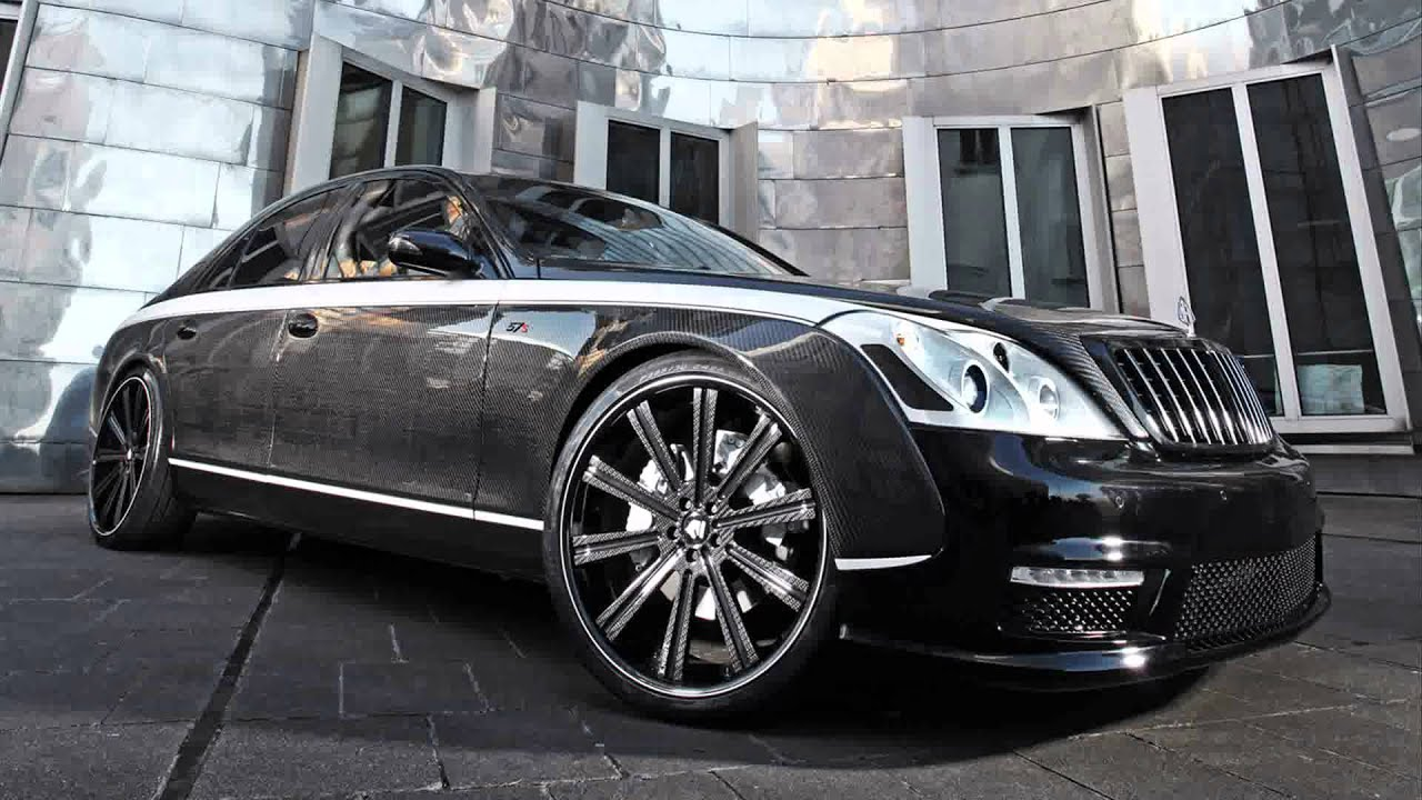 2015 model knight luxury maybach 57s - YouTube