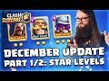 Clash Royale: December Update Reveal Part 1/2! (TV Royale)