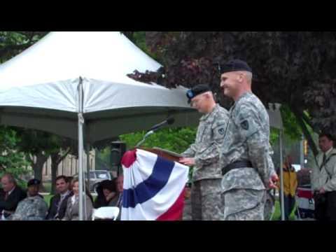 General Officer Promotion Ceremony for Steven Feldmann