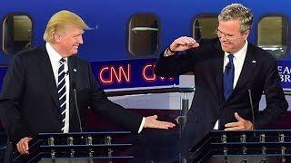 The GOP Debate in Three Minutes