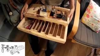 吾德沃克 #4 Made Tool box 製作做一送一工具箱