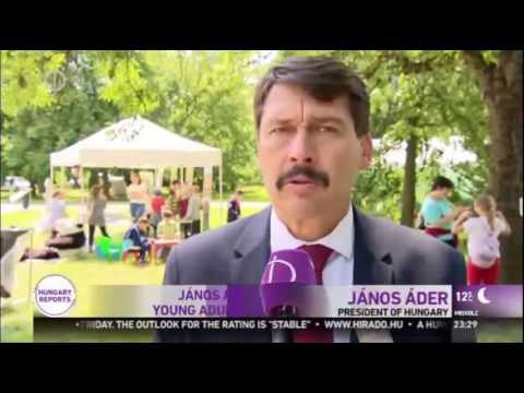 Janos Ader: Young Adults Have Role In Protecting Enviornment