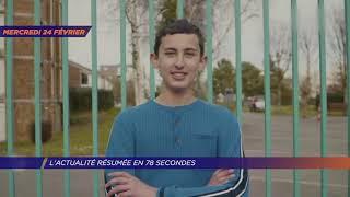 Yvelines | L'actualité de la semaine en 78 secondes (du lundi 22 au vendredi 26 février)