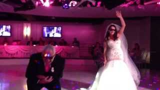 *Best Father Daughter Wedding Dance 2013* Surprise Ending in Orange County