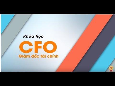 Khóa Học Giám Đốc Tài Chính – CFO – Dành cho Kế toán Trưởng & CEO  | Học Viện Ceo Việt Nam