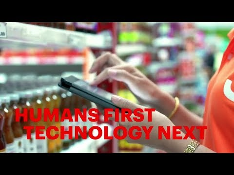 Automation in Consumer Goods: People Led, Technology Enabled