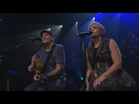 "James Taylor on Austin City Limits ""You Can Close Your Eyes"" (with Shawn Colvin)"