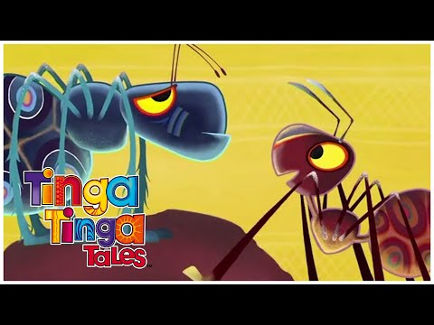 Why Ants Work Together   Tinga Tinga Tales Official   Full Episode   Cartoons for Kids