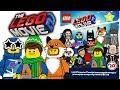 The LEGO Movie 2 Minifigures Series 2 - CMF Draft!