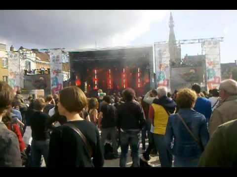 Absynthe Minded - Crosses (Voix du Rock 2012) (good sound)