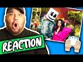 Marshmello & Demi Lovato - OK Not To Be OK (Official Music Video) REACTION