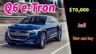 2020 Audi Q6 e-Tron Concept   2020 Audi Q6 e-Tron Redesign   2020 Audi Q6 e-Tron review