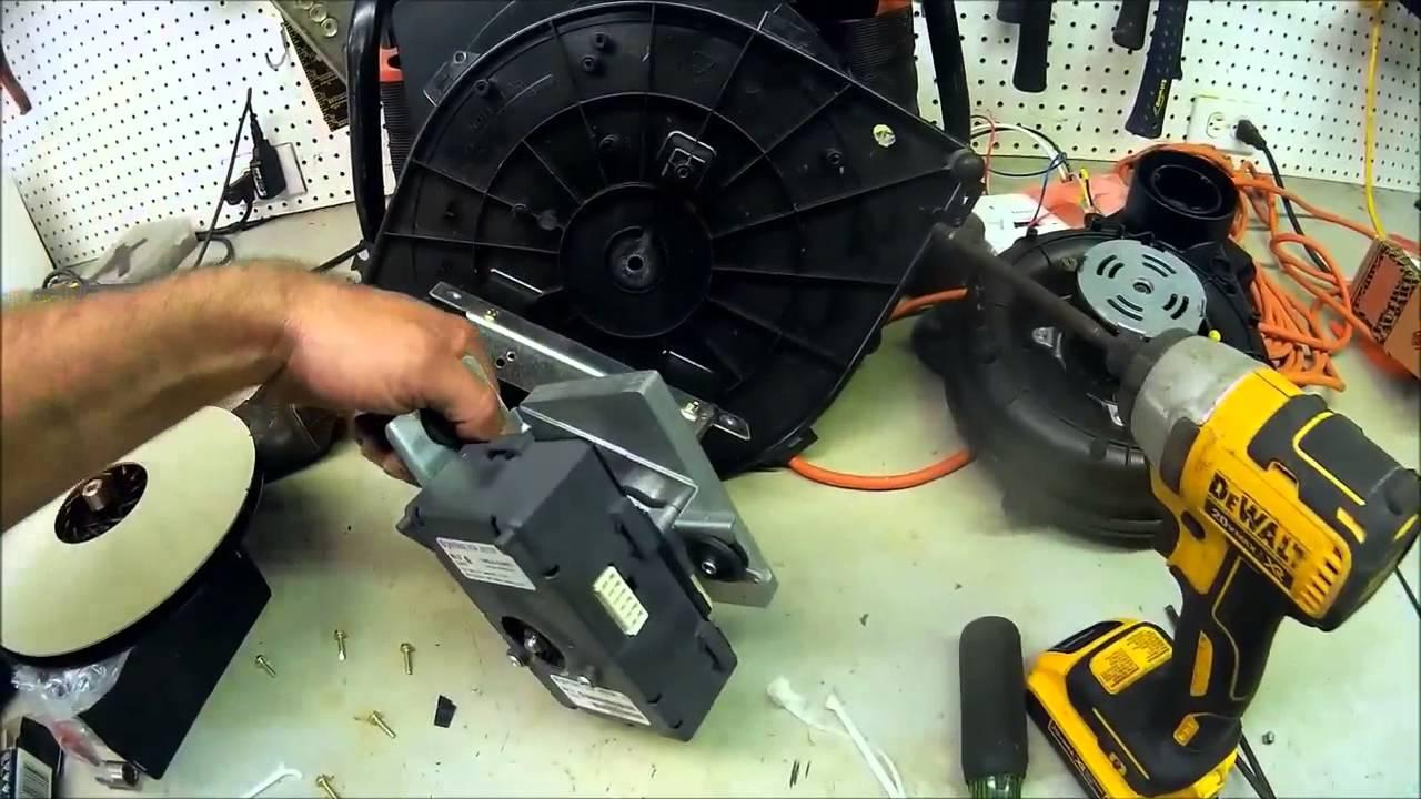 carrier ecm motor. carrier infinity or bryant evolution ecm inducer motor tear down - youtube ecm