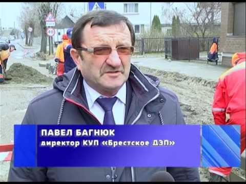 2017-03-25 г. Брест. Итоги недели.  Новости на Буг-ТВ.
