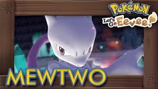 Pokémon Let's Go Pikachu & Eevee - Mewtwo Battle