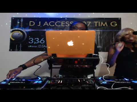 Recording Artist Carmen Brown Live...On DJ Access 107 Tim G Show.., Epic Soulful House