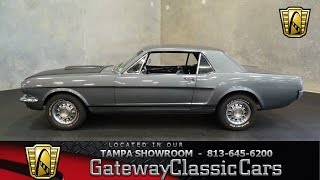 1965 Ford Mustang - Stock#630-TPA