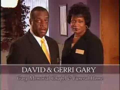 Welcome To Gary Memorial Chapel