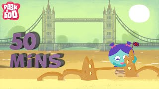 London Bridge Is Falling Down And More Non-Stop Nursery Rhymes Collection For Kids | 50 Mins
