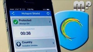 VPN EXPLICADO (Recomendación Hotspot Shield)
