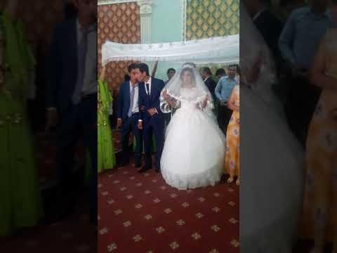 Özbek düğünü gelin'in gelişi