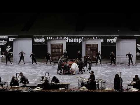 Pulse Percussion 2017 - WGI Championship Finals up close HD video!