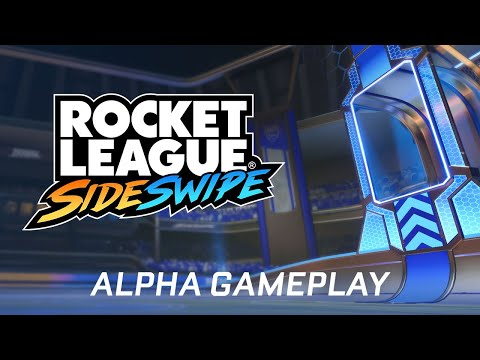 Rocket League® Sideswipe - Alpha Gameplay