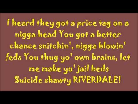 Waka Flocka Flame  Bustin At Em Lyrics